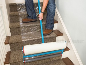 Carpet-Protection-Stairway