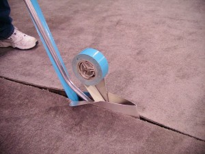 Karpet Taper Carpet Plow