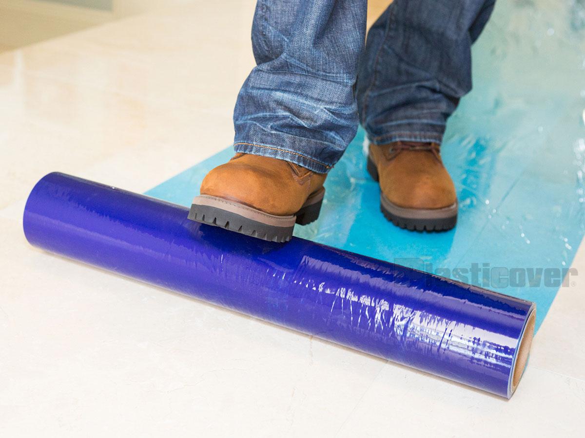 Floor Protection Multi Use Film