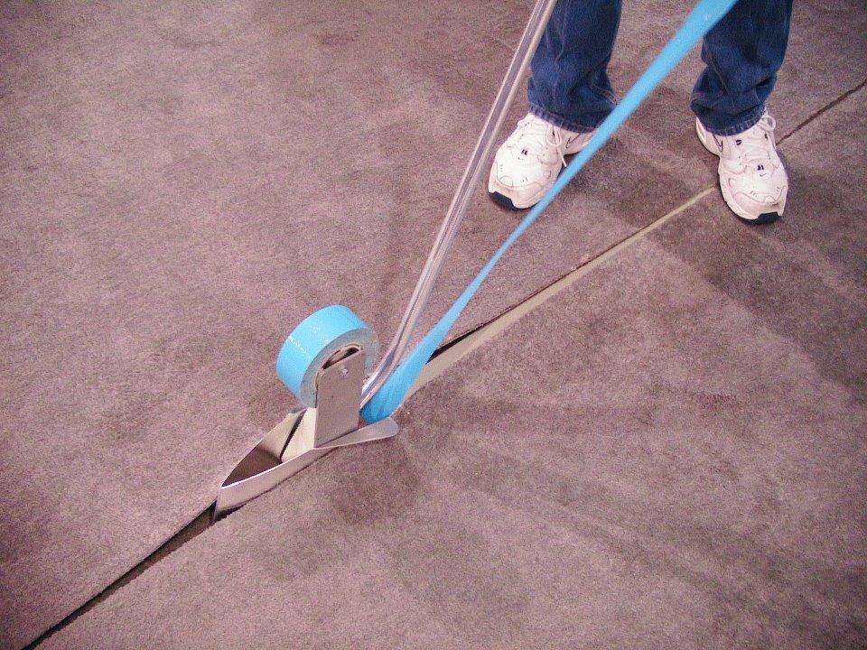 Carpet Plow New