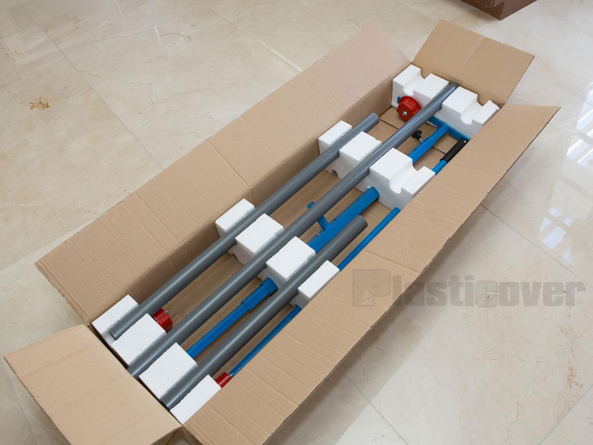 carpet film applicator box contents