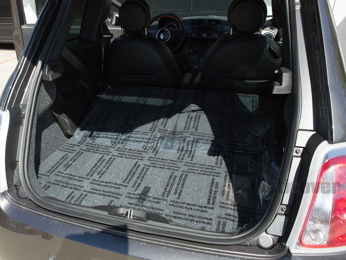 Automotive Carpet Protection Film