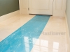 Pathway Protection Using Self-Adhesive Floor Film