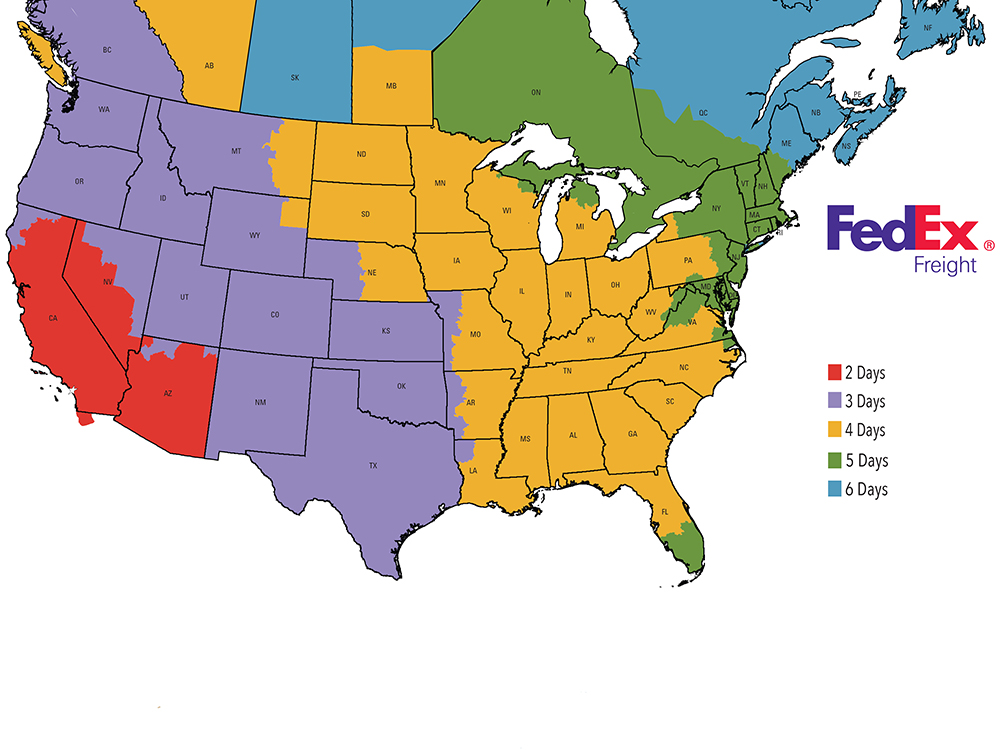 FedEx Freight Delivery Times