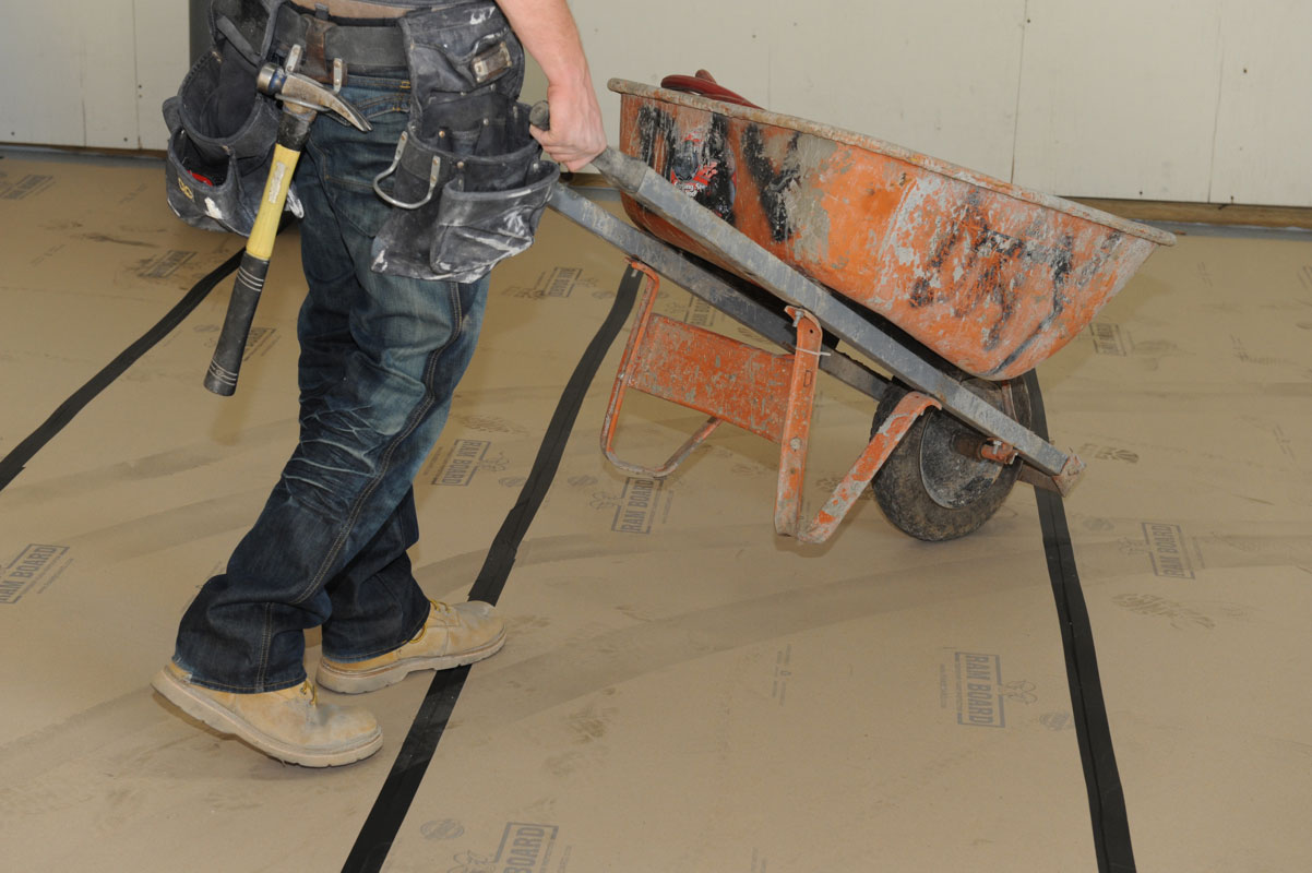 Masonite Floor Protection ~ Masonite floor protection gurus